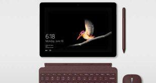 Surface Go è ufficiale: Microsoft va all'attacco di iPad