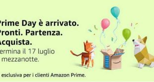 Amazon Prime Day, le offerte del'ultima ora