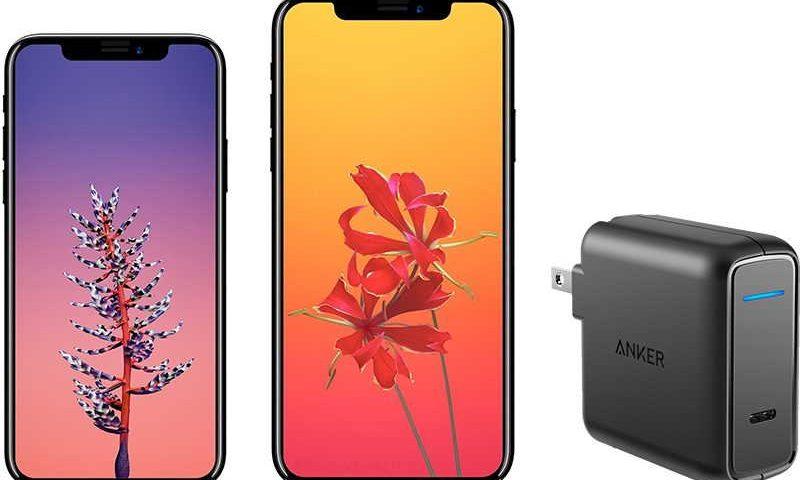 iPhone 2018 potrebbe utilizzare uno speciale caricabatteria USB Type C