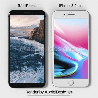 iPhone 2018: mostrato un nuovo concept del modello da 6.1 pollici