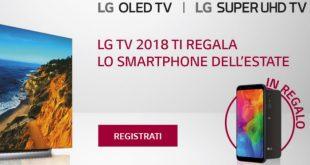 LG ti regala Q7 se compri un nuovo TV