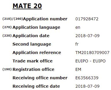 Mate 20