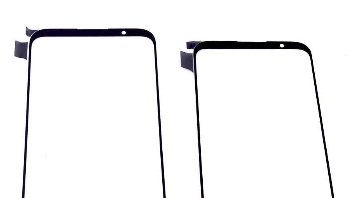 Meizu 16 e 16 Plus perdono pezzi, qui in foto i pannelli frontali dei due dispositivi