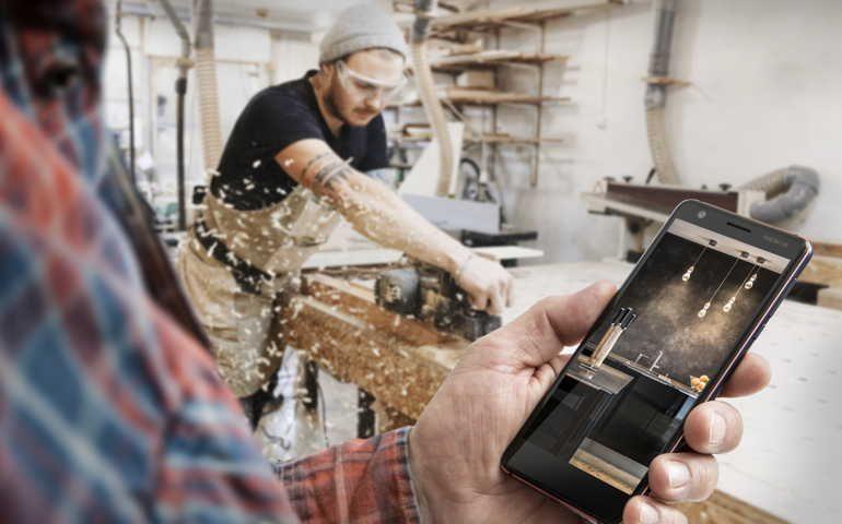Il Nokia 3.1 porta il programma Android Enterprise Recommended su modelli di telefono più convenienti