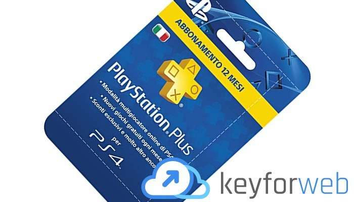 PlayStation Plus 12 mesi offerta Amazon: sconto del 25%