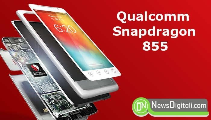 Qualcomm Snapdragon 855: ufficiose le caratteristiche del processore