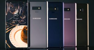 Samsung Galaxy Note 9 in un nuovo video concept