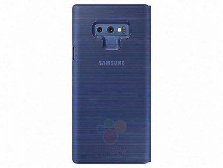Trapelati gli accessori ufficiali di Samsung Galaxy Note 9