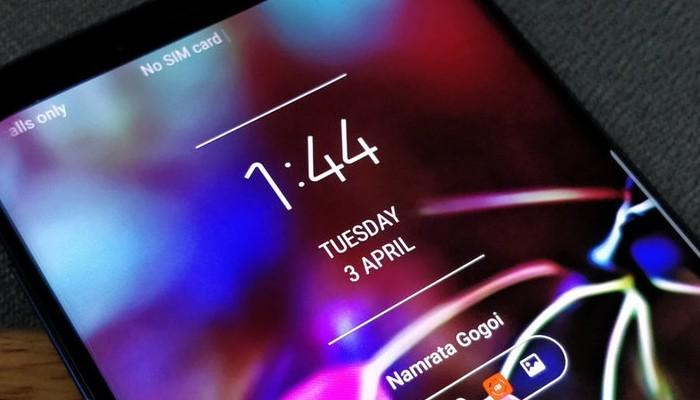 Samsung Galaxy S8 e Note 8 ricevono le Lockscreen animate