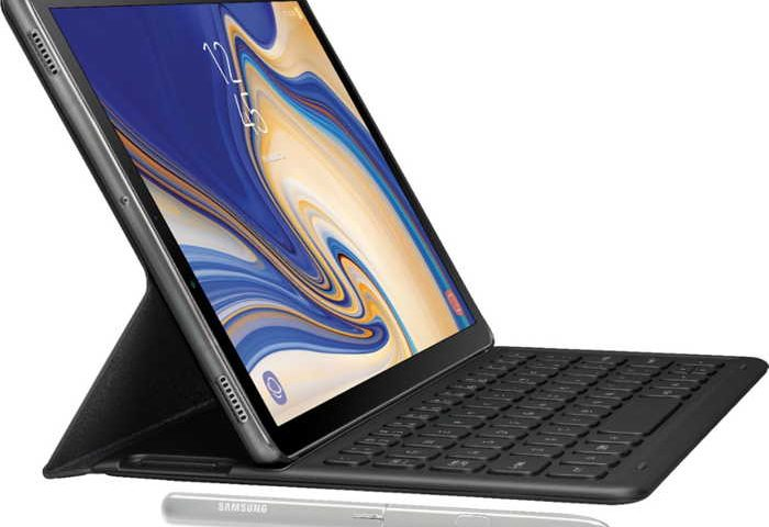 Samsung Galaxy Tab S4 si avvicina, eccolo in in video