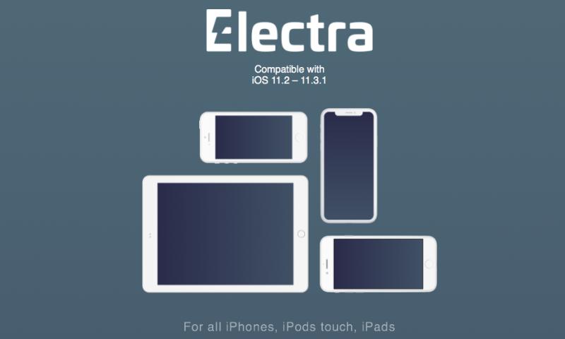 Il Jailbreak per iOS 11.3.1 è stato rilasciato