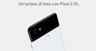 Google Pixel 2 XL in offerta sullo store ufficiale!