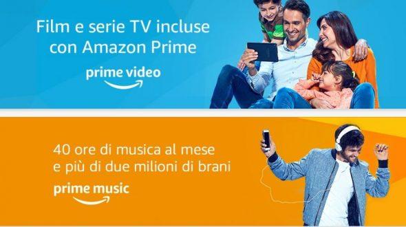 Oggi parte Amazon Prime Day: 36 ore di offerte imperdibili