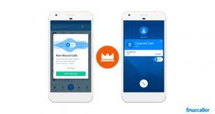 Truecaller aggiunge la registrazione chiamate su Android, ma solo per i Premium