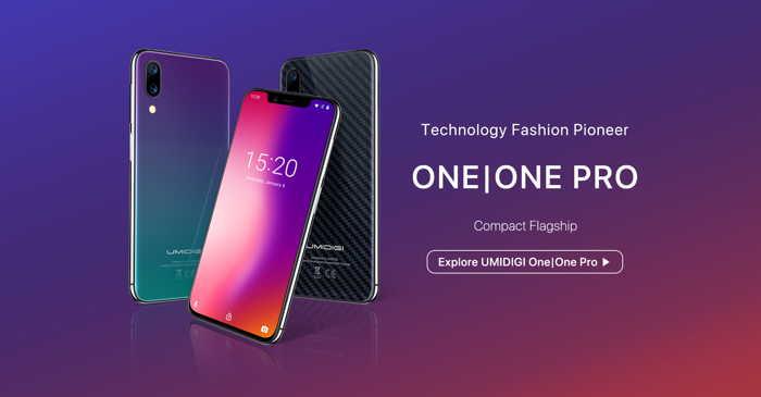 Introduzione ai modelli UMIDIGI One e UMIDIGI One Pro
