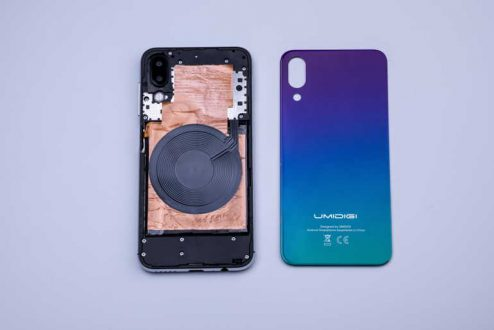 UMIDIGI One Pro Disassembly: montaggio accurato e preciso