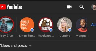 YouTube dark mode: disponibile il tema scuro su alcuni Android