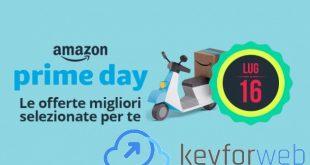 Amazon Prime Day: tutte le offerte più vantaggiose