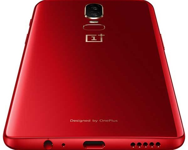 OnePlus 6 Red Edition arriva su Amazon Italia in preordine