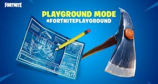 Fortnite: Epic Games rimuoverà la modalità Playground il 12 luglio