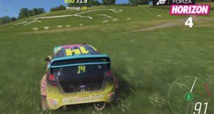 Voglia di Forza Horizon 4 con il nuovo video Gameplay