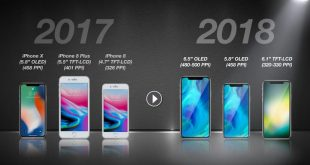 Entro fine 2018 nuovi iPhone, iPad ed altri modelli di MacBook