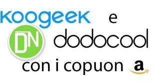 Codici coupon dodocool e Koogeek su Amazon.it | Scopri tutte le offerte di oggi