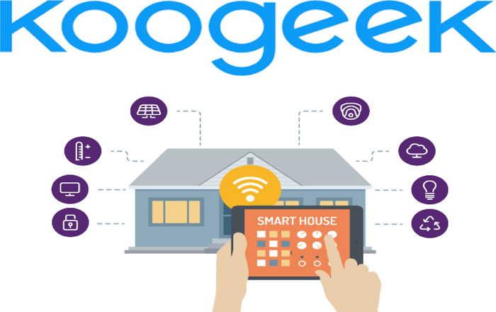 Koogeek sconta i prodotti di domotica per la vostra casa smart