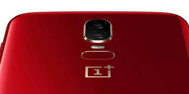 OnePlus 6 Amber Red ufficiale: 8GB RAM e 128GB a 569 euro