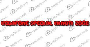 Si passa all'attacco con Vodafone Special Minuti 20GB a 10 euro al mese se si proviene da TIM e CoopVoce
