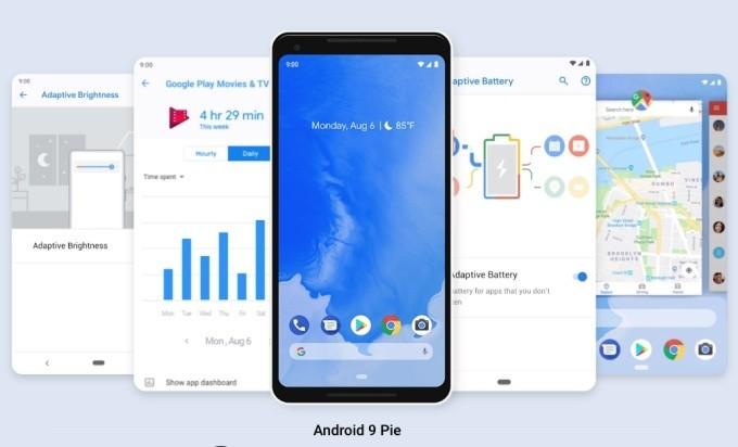 6c7d74dff8fa Android 9 Pie  ecco 75 nuove nascoste funzionalità - newsdigitali.com
