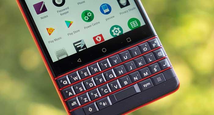 BlackBerry Key2 LE annunciato ad IFA 2018