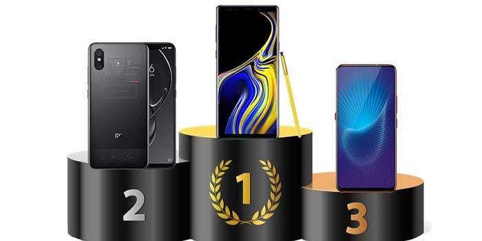 Offerte smartphone, classifica dei 10 più venduti