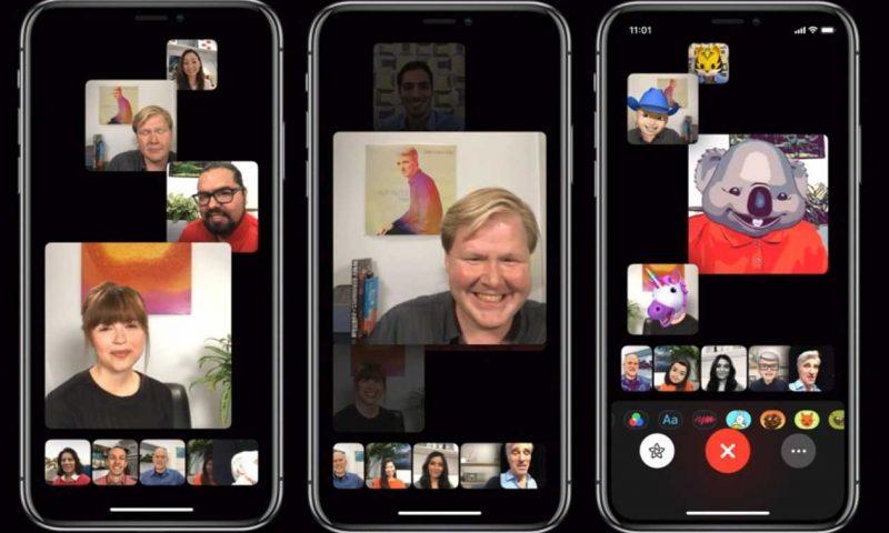 Apple ritarda il nuovo FaceTime che consentirebbe la video chat contemporanea a 32 persone