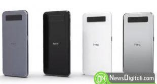 HTC Fusion è un concept phone dotato di tante fotocamere e altoparlanti stereo