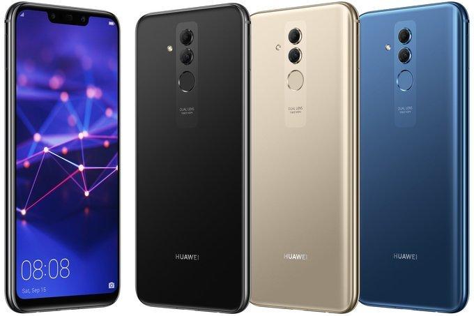 Il benchmark Huawei Mate 20 Lite conferma il processore e 4 GB di RAM