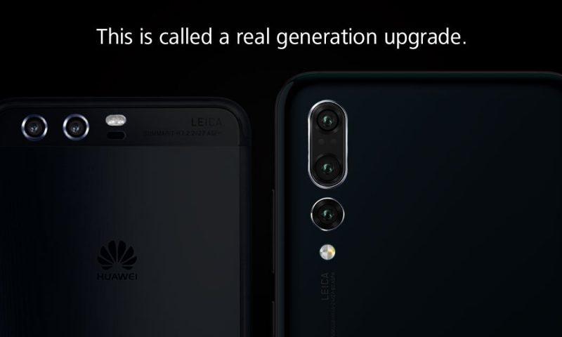 Huawei prende in giro Galaxy Note 9 alludendo ad un Mate 20 Pro davvero Top