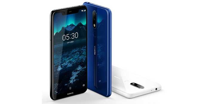 HMD Global presenta il Nokia 5.1 Plus in Cina