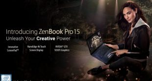 Asus lancia ZenBook Pro 15, ZenBook S e ZenBook 13 con Intel 8th gen
