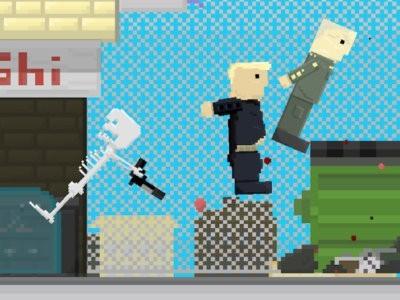Getaway Shootout è il nuovo passatempo di Poki
