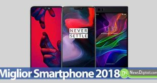 Miglior Smartphone 2018: guida definitiva