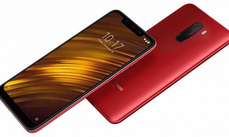 Xiaomi Pocophone F1 diventa ufficiale in India con Snapdragon 845 a circa 260€
