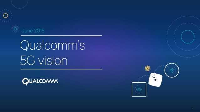 Qualcomm presenta ai clienti la piattaforma mobile di nuova generazione 5G
