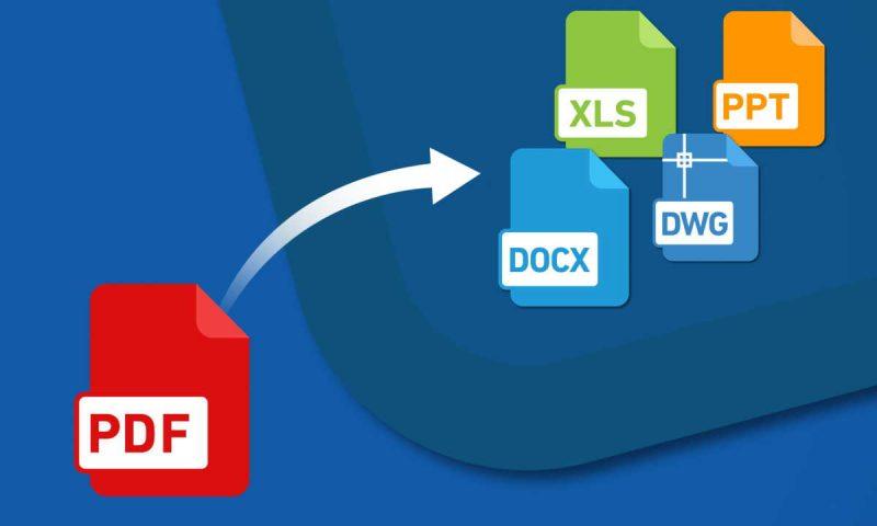 3 cose da considerare quando si sceglie un software Convertitore PDF