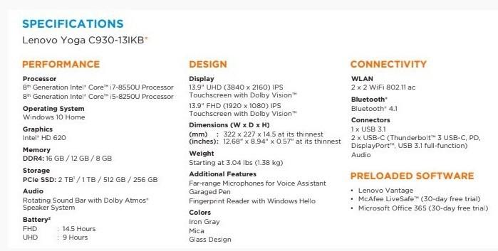 Lenovo-Yoga-C930-info