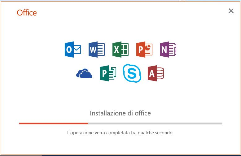 Office 2019 click to run