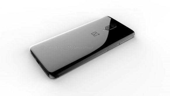 OnePlus 6T, nuove immagini confermano sensore in-display e notch waterdrop
