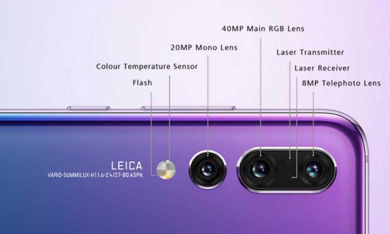 L'aggiornamento a Huawei P20 Pro disabilita l'IA sulla fotocamera