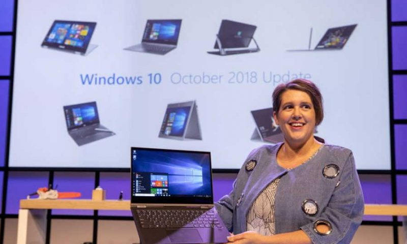 Dopo April update ecco Windows 10 1809 October Update 2018