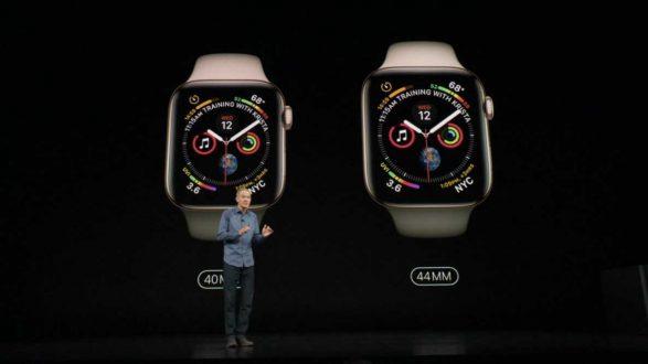 Apple Watch Series 4 presenta nuove funzionalità e un design rinnovato